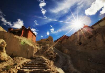 藏源秘境——山南的正确游玩姿势